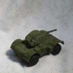 676 Daimler Armoured Car