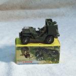 828 Rocket Carrier Jeep