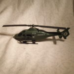 Majorette Sonic Flasher Special Forces Helicopter