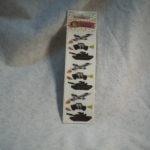Sandy Lion Mylar Stickers Military Set