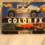 Hot Wheels Color FX Military Machines #11043