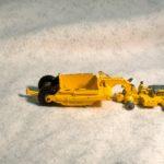 M1 Matchbox Lesney Caterpillar Earth Scraper