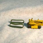 18d Matchbox Lesney Caterpillar Bulldozer