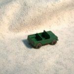 12a Matchbox Lesney Safari Jeep