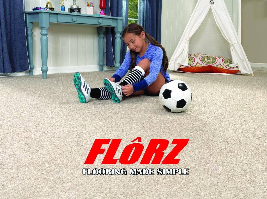 Fall in love.  New flooring.