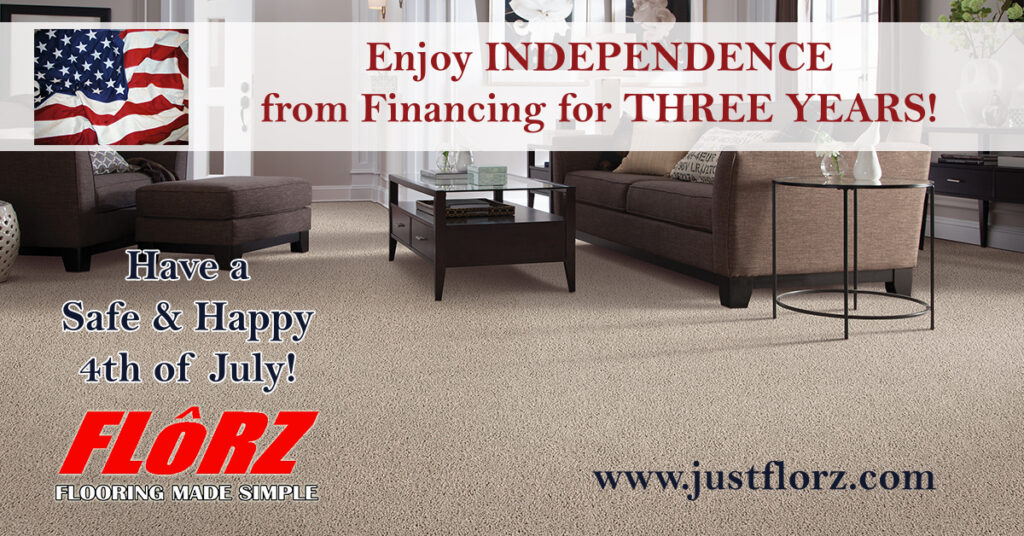 Payment Independence, Three Years Interest Free Financing, Flooring South Jersey