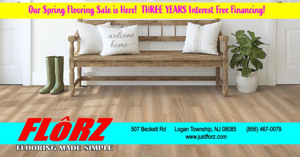 Spring Flooring Sale, Flooring South Jersey, Carpet Near Me