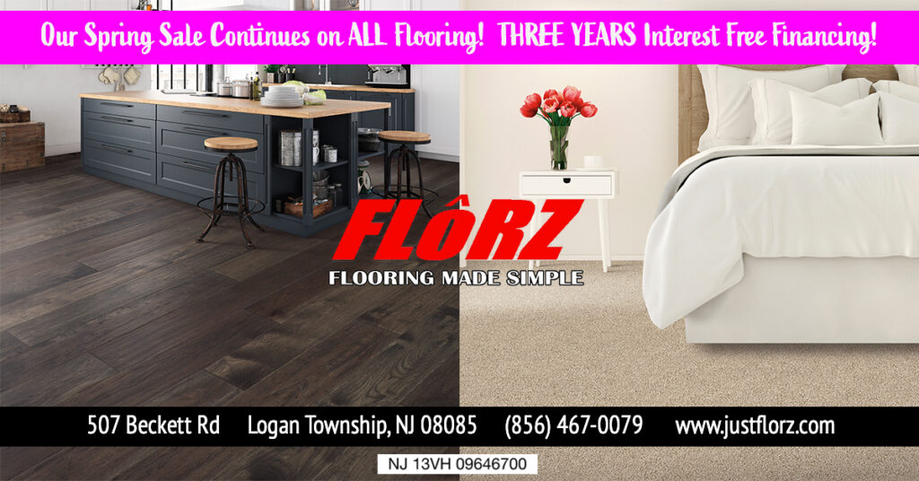 Spring Forward, Flooring Sale, Interest free financing, Carpet, Tile, Luxury vinyl