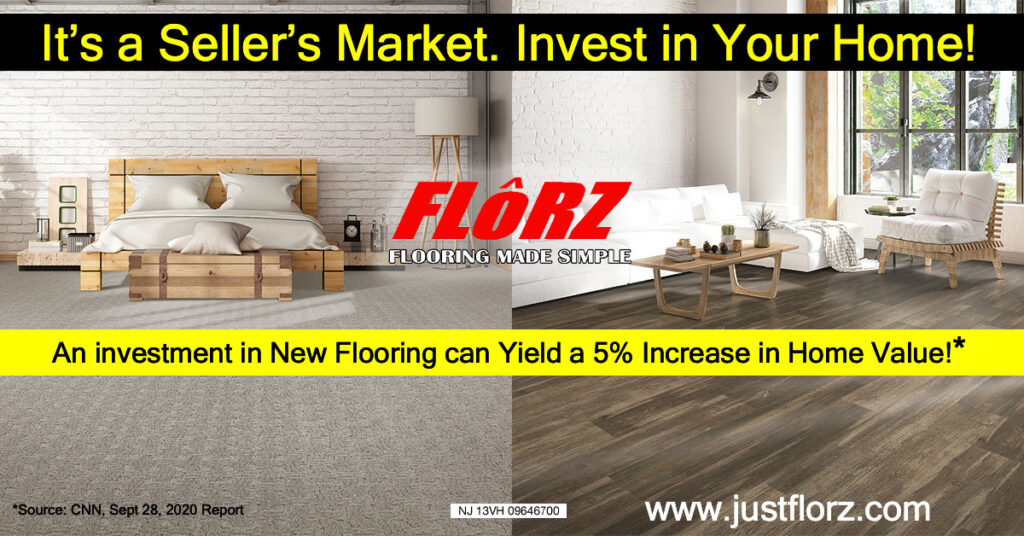 New flooring and Home Value