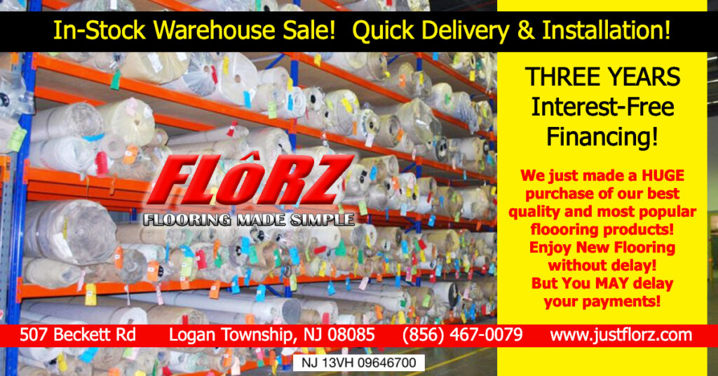 Warehouse In Stock Flooring Sale, flooring south jersey