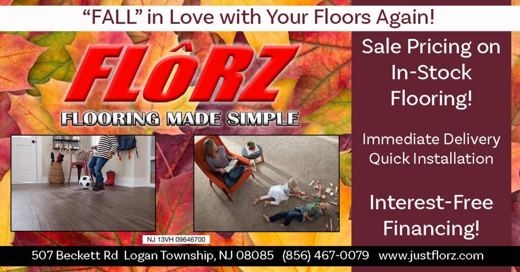 Flooring South Jersey, Flooring Sale, Interest Free Financing