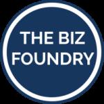 The Biz Foundry logo without a tagline