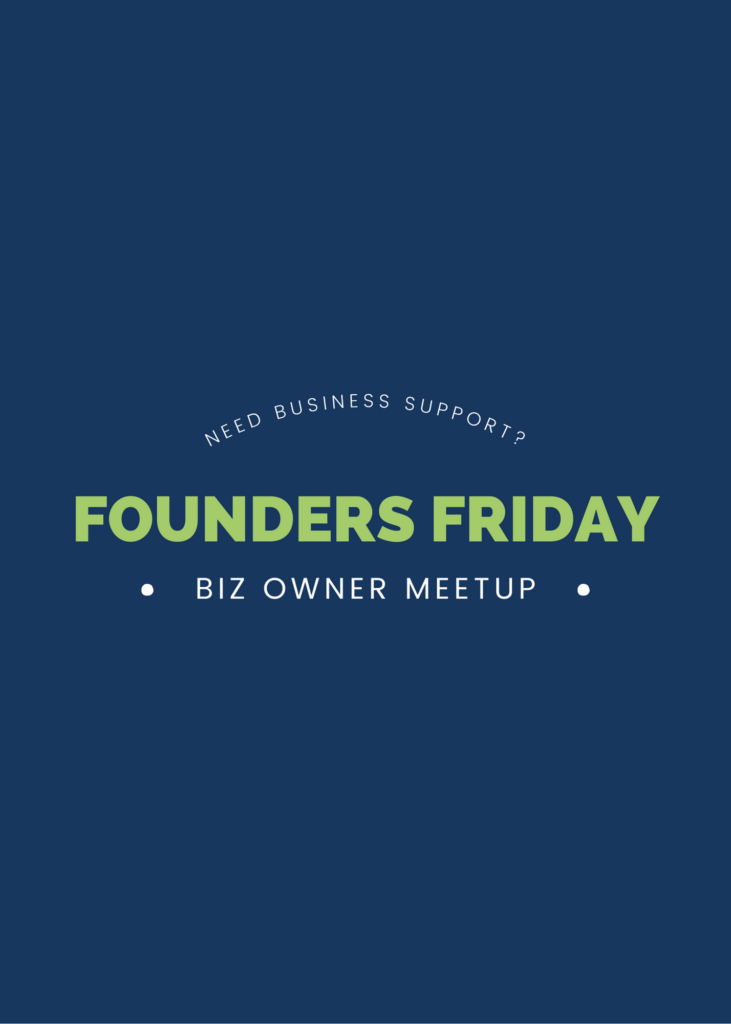 Founders Friday the Biz Foundry Cookeville tn