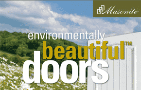 Masonite Eco-Friendly Doors