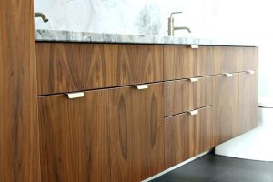 cabinet hardware edge pulls