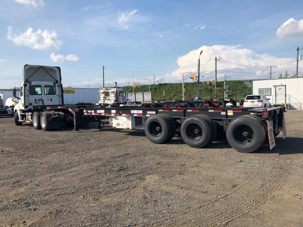 Genset and Heavy Haul Chasis