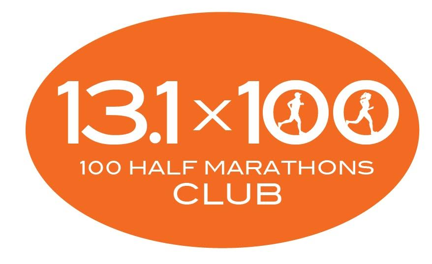 Mountains 2 Beach Marathon, Ventura CA, 13.1 x 100, 100 Half Marathons Clubs, Runners