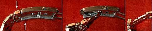 Bracelet Diver's Extension