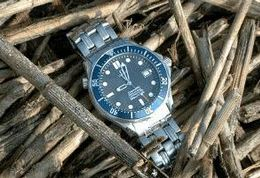Omega Seamaster Water Resistant Watch