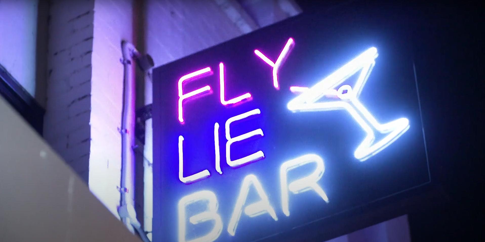 Fly Lie Bar