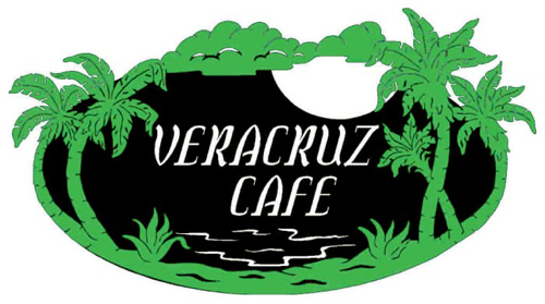 Veracruz Cafe Sign