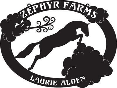 Zephyr Farms Business Sign