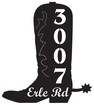 Erle Rd. Sign