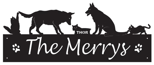The Merrys