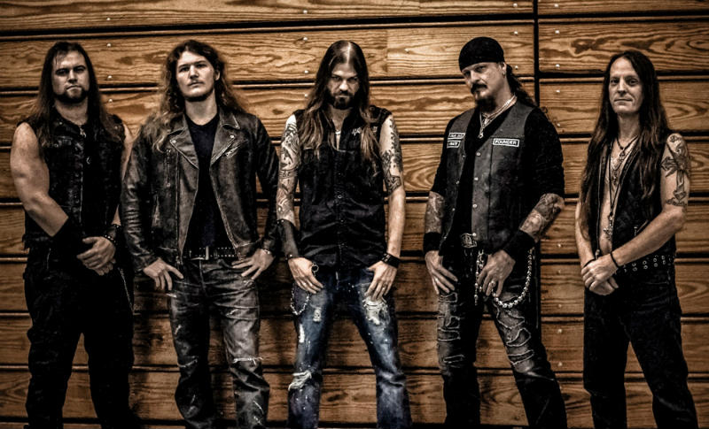 ICED EARTH – Two Members Quit Band
