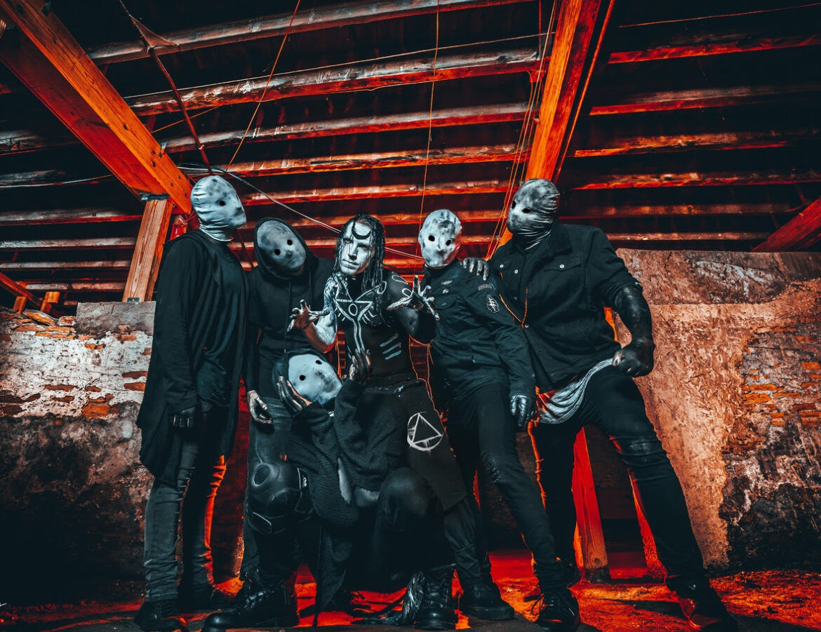 CULTUS BLACK – Joining The Rise Of the Machine North American Tour In 2022!