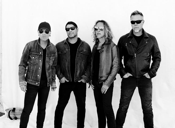 METALLICA – Announce 'Black Album' Reissue