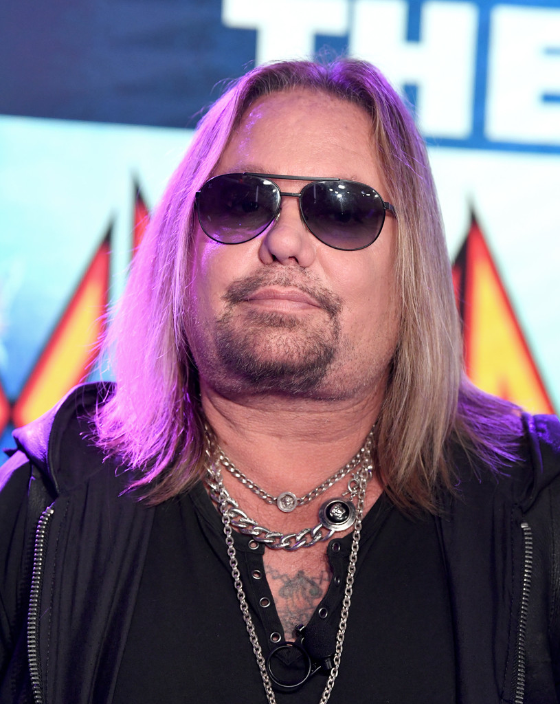 Vince Neil Ruptured One Of His Testicles