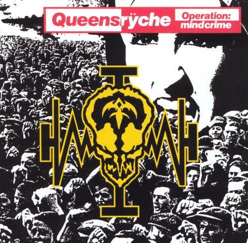 "For Sale: QUEENSRYCHE ""Operation: Mindcrime"" LP Rare Original 1988 EMI US First Pressing"