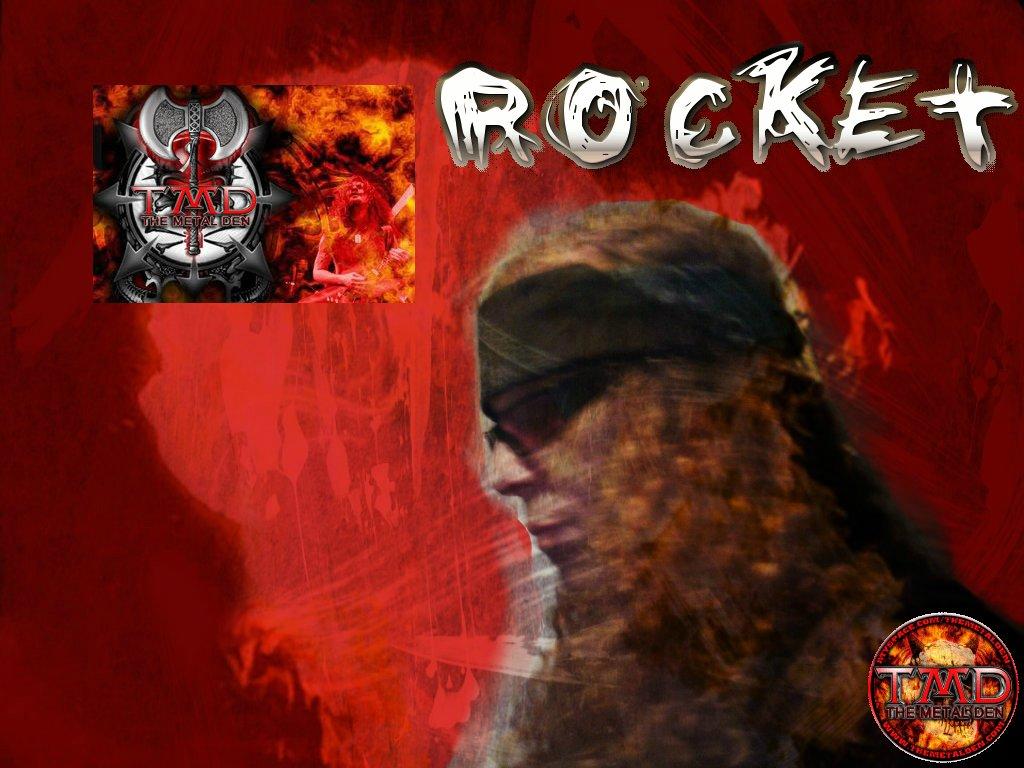 Rocket Interviewed On FM Rock Radio