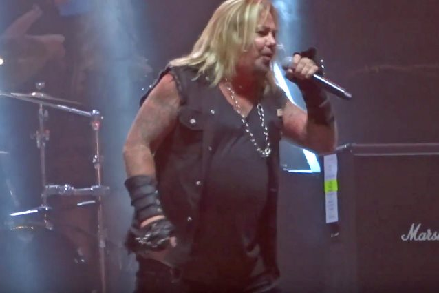 Vince Neil Is Alive And Well: Victim Of Cruel Death Hoax!