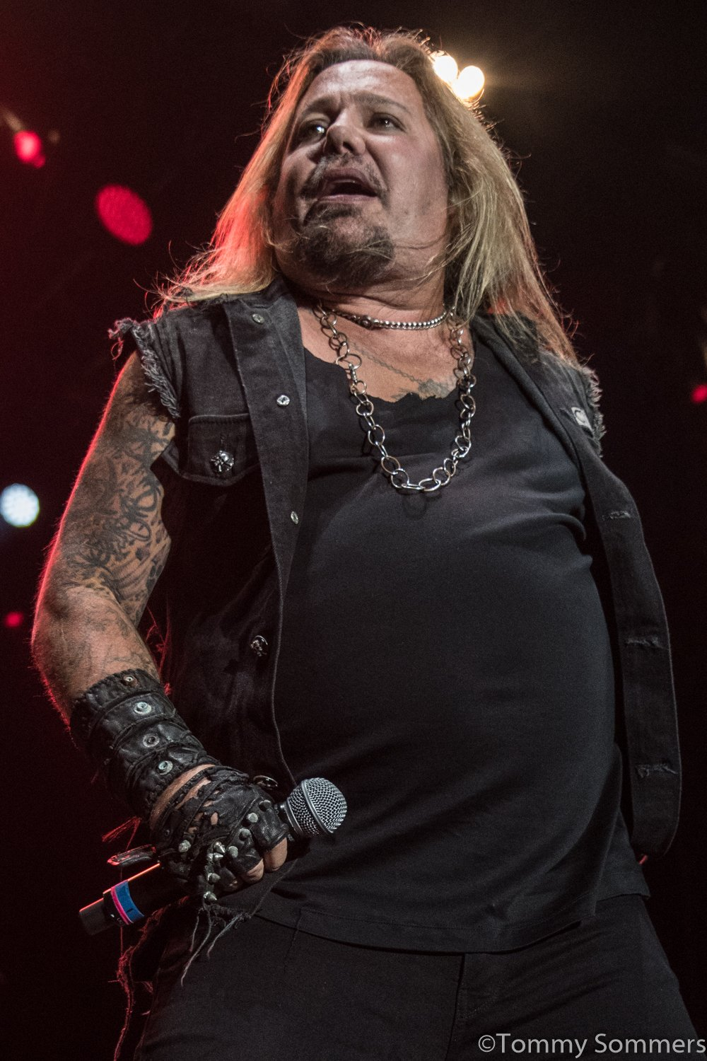Vince Neil – To Headline VetFest, A Celebration Of America's Soldiers