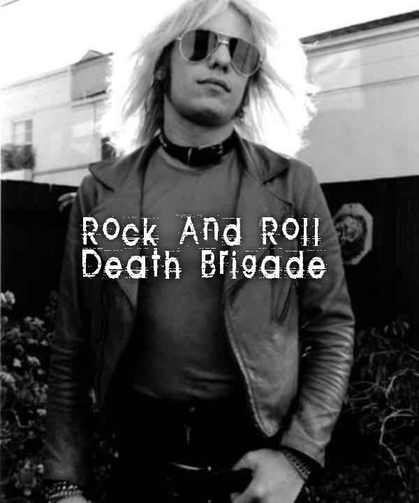 Rock And Roll Death Brigade Podcast, Episode #51 – The Vince Neil Dilemma