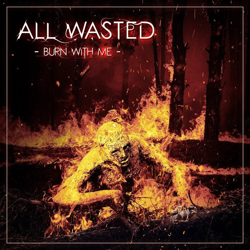 ALL WASTED – Debut New Lyric Video