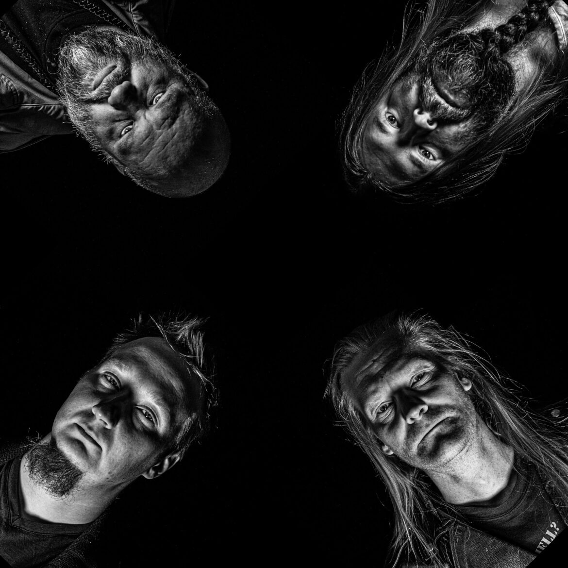 "BLOODY HELL – New Lyric Video ""In The Night We Burn"""