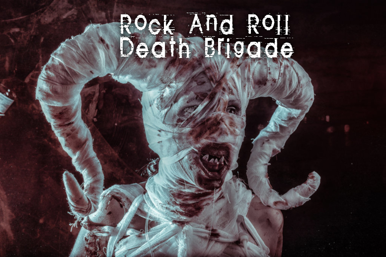 Rock And Roll Death Brigade Podcast, Episode #34