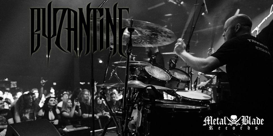 BYZANTINE – Summer Headliner Tour Dates