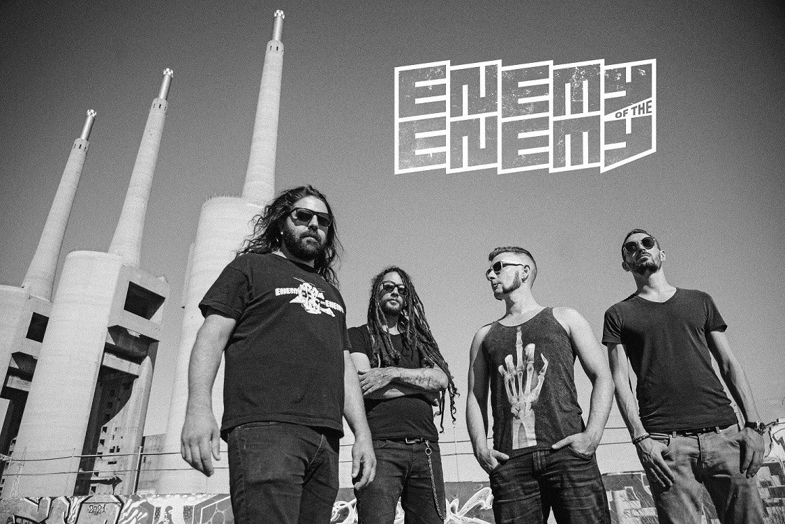 ENEMY OF THE ENEMY – Sign With Wormholedeath