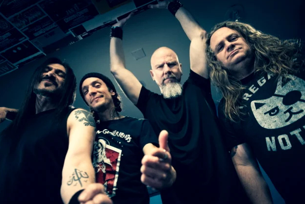 EXHORDER – Working On New Album