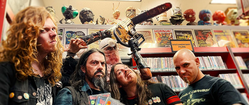 EXHUMED – Fall U.S. Tour Dates