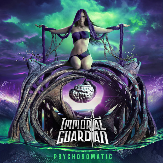 "IMMORTAL GUARDIAN – Release ""Phobia"" Video"