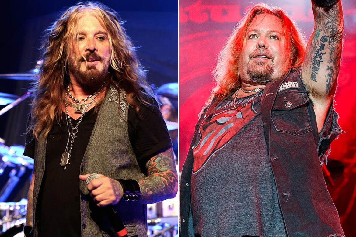 Vince Neil Versus John Corabi: Rock's Greatest Rivalry To Battle This Friday At Monsters On The Mountain Fest!