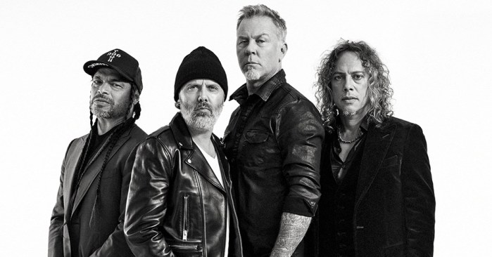 METALLICA – 'Late Show With Stephen Colbert' Appearance