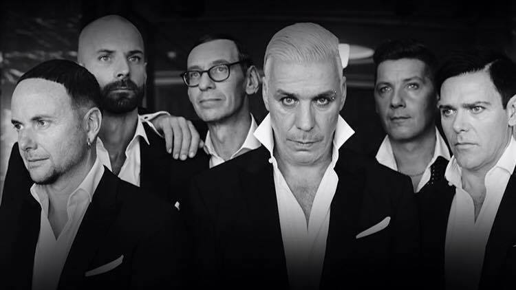 RAMMSTEIN – Finish Recording New Album