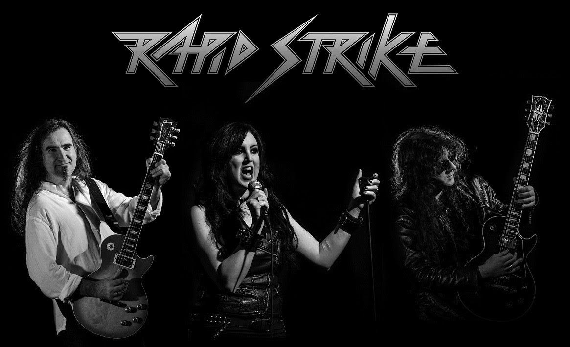 RAPID STRIKE – Debut New Single