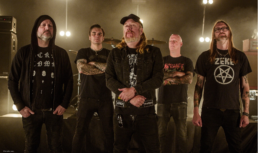 THE LURKING FEAR – Announce New Album